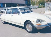 CITROEN DS 20 special, 1971