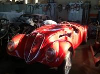 Fiat 1500 sei cilindri Barchetta