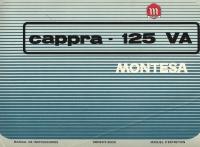 MANUALE CAPPRA 125 VA n.1