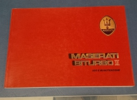 MASERATI BITURBO II