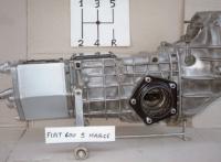 Per Fiat 600 e derivate, cambio 5 marce