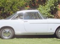 FIAT 1500 coupé Pininfarina