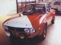 LANCIA HF 1600 LUSSO, 1971
