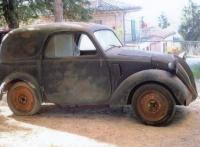 Simca Topolino A, 1937