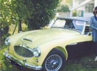 AUSTIN Healey MK1, 1961