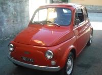 FIAT 500 R.