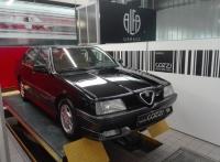 10Alfa Romeo 164 3.0i V6 cat Quadrifoglio