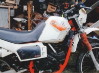 CAGIVA Elefant 650, 1990, con documenti