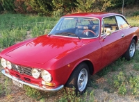 Alfa Romeo GT Junior 1300, 1974