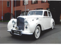 BENTLEY R-TYPE STEEL SALOON