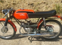 Moto Guzzi 50 Dingo Super Sport