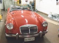 MG A 1600 MKII, 1960