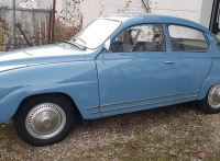 Saab 96 v4 deluxe
