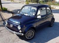 Fiat 500 Giannini 590 GTL