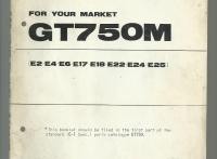 CAT.RIC. SUZUKI GT 750, 1