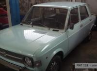 FIAT 128 - Prima serie