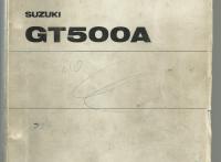 CAT.RIC. SUZUKI GT 500 A, 1