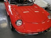 Alfa romeo spider coda tronca 1600 cc anno 1981