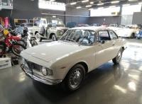 Giulia sprint  GT 1600 ,,,anno 1967 restauro totale