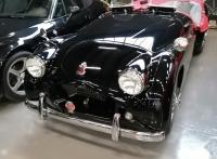 Triumph tr2 anno 1954 ,,restauro professionale