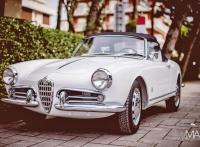 A R Giulietta Spider Passo Corto del 1959