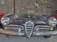 AR Giulietta Spider Passo Corto 1959