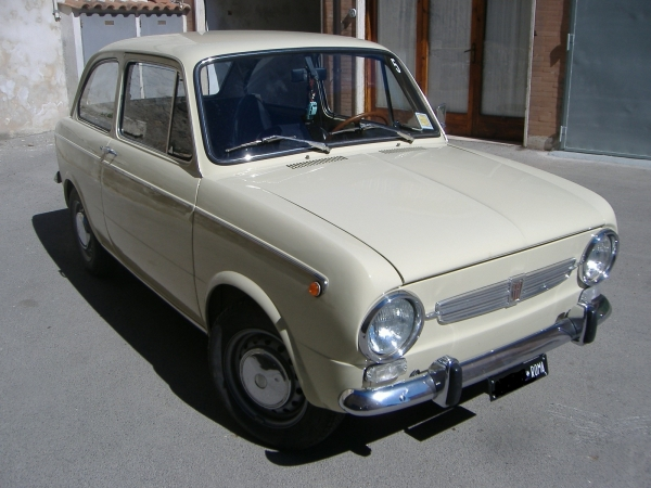 FIAT 850 SPECIAL 1970