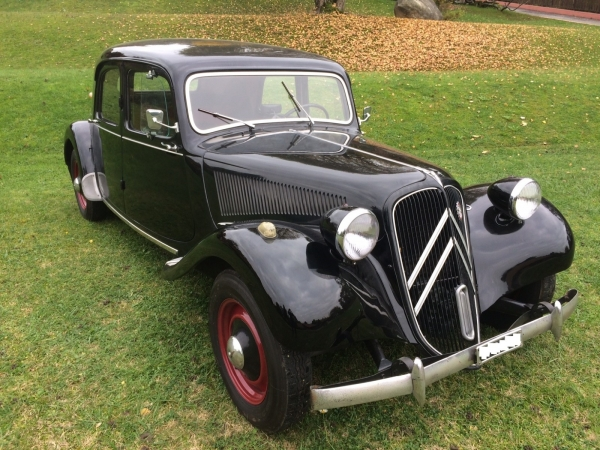 Citroen Traction Avant 11B